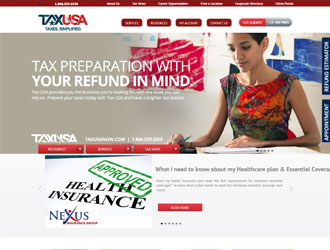 Tax USA Now
